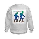 Hike-2 Kids Sweatshirt