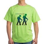 Hike-2 Green T-Shirt