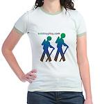 Hike-2 Jr. Ringer T-Shirt
