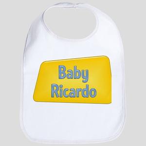 Baby Ricardo Bib