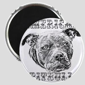American Pitbull Magnet