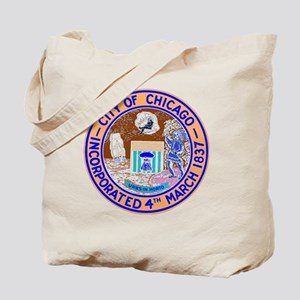 Chicago Seal Tote Bag