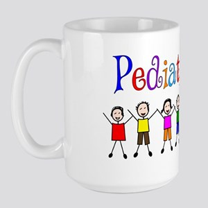 Pediatrician Large Mug