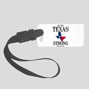 Houston Tx Small Luggage Tag