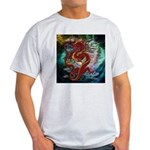 Chinese Dragon Light T-Shirt