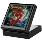 Chinese Dragon Keepsake Box