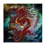 Chinese Dragon Tile Coaster