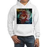 Chinese Dragon Hooded Sweatshirt