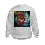 Chinese Dragon Kids Sweatshirt