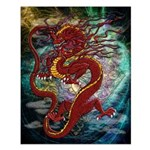 Chinese Dragon Small 16x20 Poster