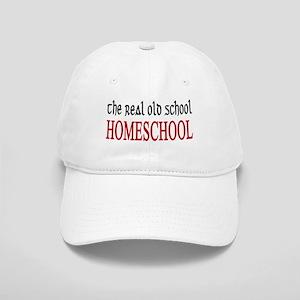 old school home school Cap