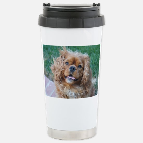 Buddys Smile Stainless Steel Travel Mug