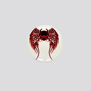 Red Wings Mini Button