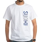 Suomi White T-Shirt