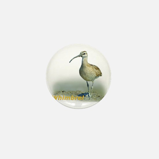 Heroic Whimbrel Mini Button