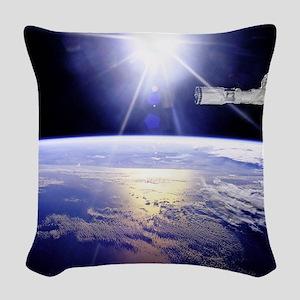 king_duvet Woven Throw Pillow