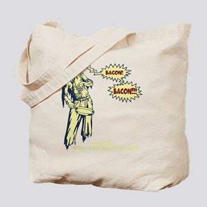 zombie-bacon-DKT Tote Bag