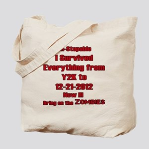 Bring on the ZOMBIES Tote Bag