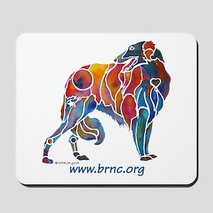 BRNC Logo Mousepad