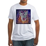 Dragon Fire Fitted T-Shirt
