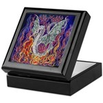 Dragon Fire Keepsake Box