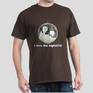 Disco Ball Dark T-Shirt