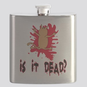 Is it dead? Flask