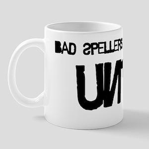 Bad Speller Mug