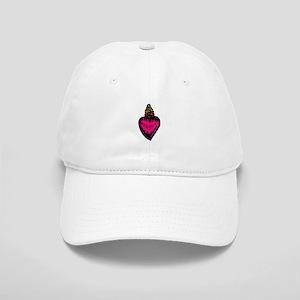 Heart Milagro Cap