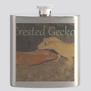 Crested Geckos Flask