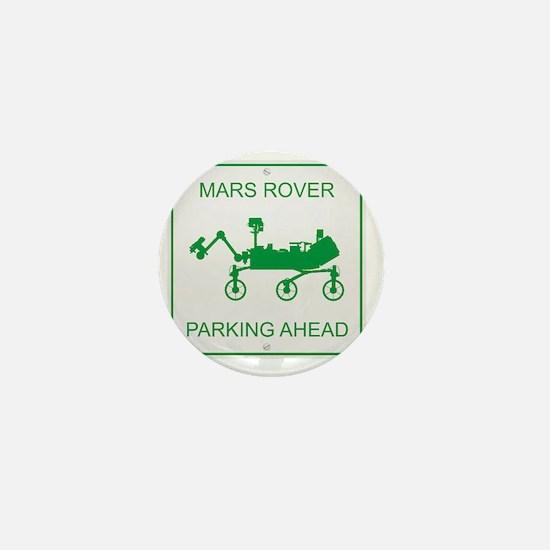 Mars Rover Parking Mini Button