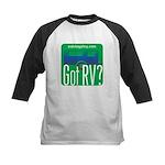Got RVs Kids Baseball Jersey