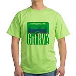 Got RVs Green T-Shirt