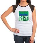 Got RVs Women's Cap Sleeve T-Shirt