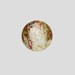 Gustav Klimt Ode To Klimt Mini Button