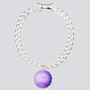 twin_duvet Charm Bracelet, One Charm