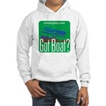 Got Boat? Hooded Sweatshirt