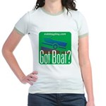 Got Boat? Jr. Ringer T-Shirt