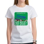 Got Boat? Women's T-Shirt