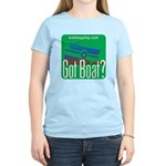 Got Boat? Women's Light T-Shirt