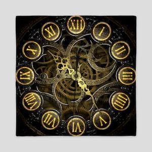 clock watch Queen Duvet