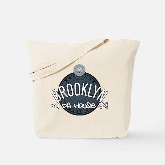 Brooklyn in the House Tote Bag