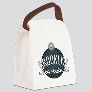 Brooklyn in the House Canvas Lunch Bag