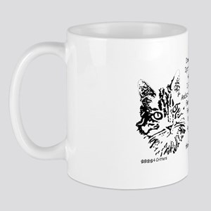 Now I Lay Me Down To Sleep Paws4Critter Mug