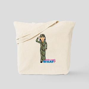 Army Woodland Camo Tote Bag
