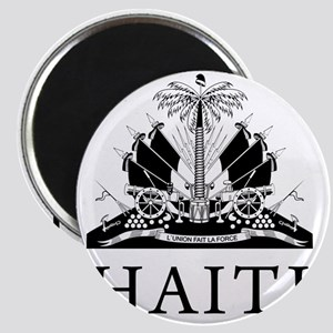 Haiti Coat Of Arms Magnet