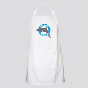 Dolphin Trainer BBQ Apron