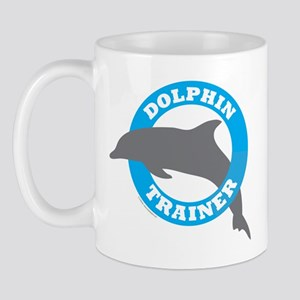 Dolphin Trainer Mug