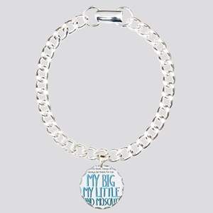 Three Things Charm Bracelet, One Charm