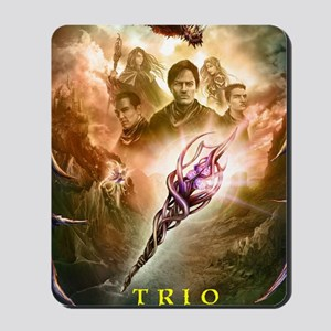 TRIO -The HEROES Trilogy Mousepad